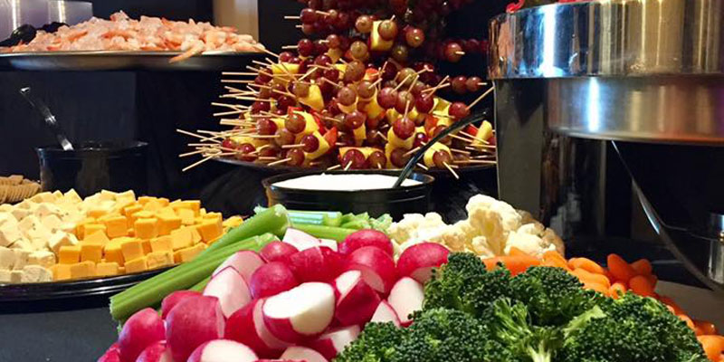catering image at Lake Hill Winery