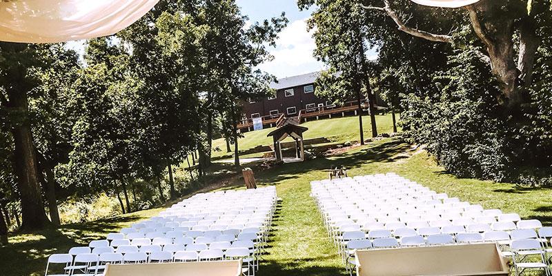 outdoor image at Lake Hill Winery